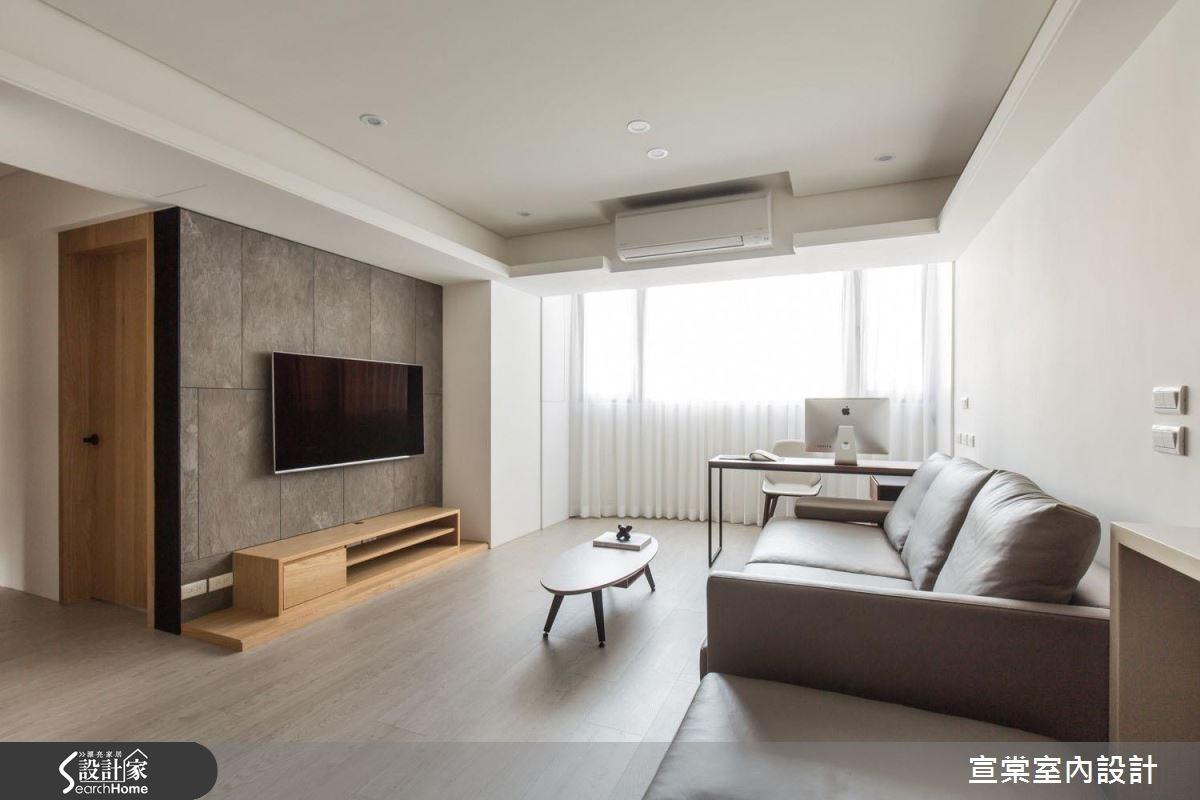 老屋改造輕裝上陣! 氣質滿分、機能倍增的 27 坪簡約宅