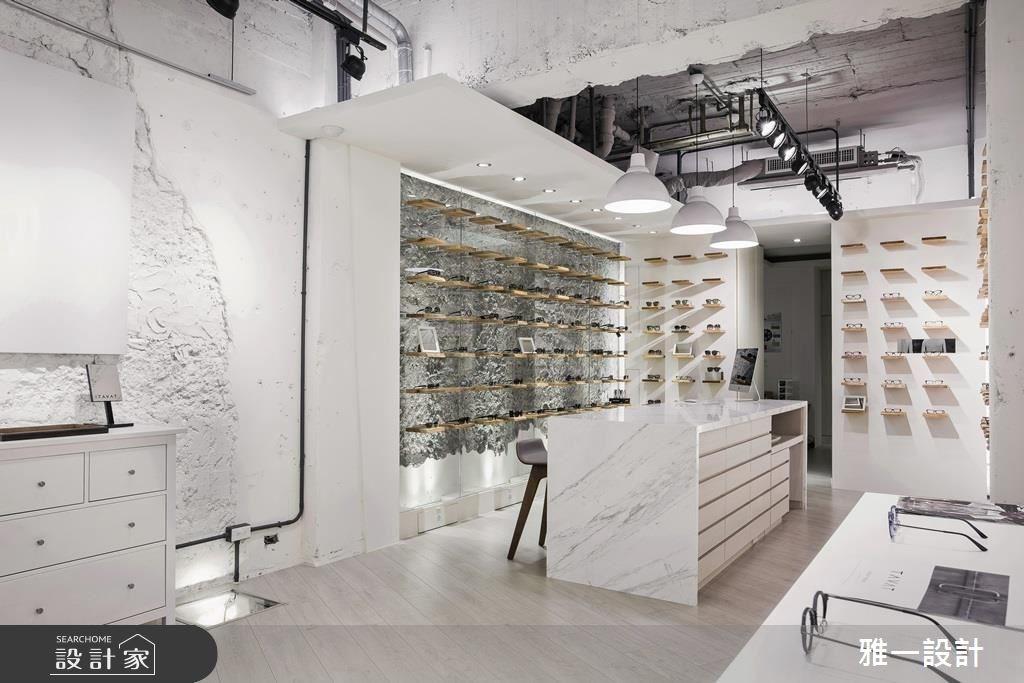 美學設計翻轉老屋 讓眼鏡照出空間故事