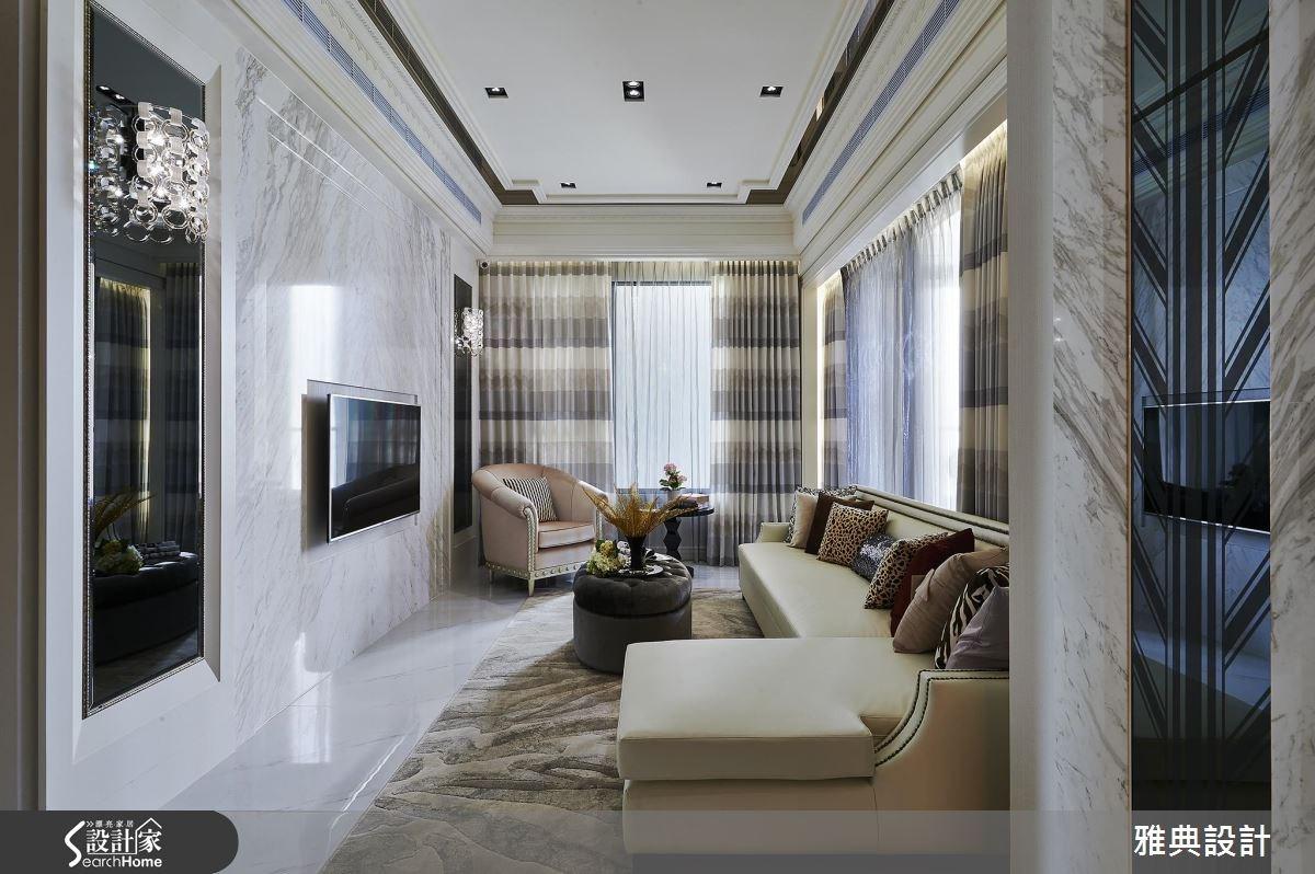 夢寐以求的藝術生活 帶你走進48坪奢華宅邸