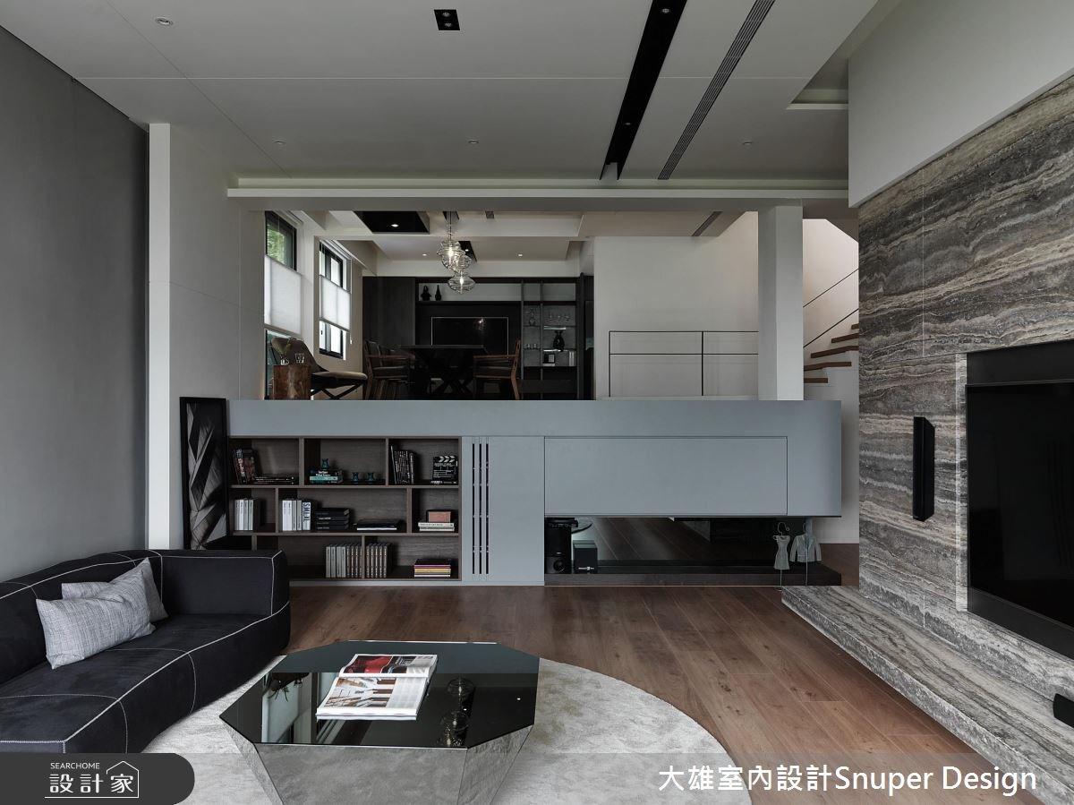 125 坪時尚山居別墅 主播夫妻檔都推薦的優質設計!