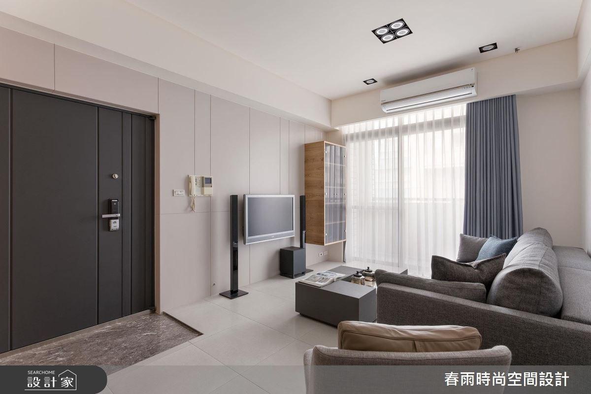 簡單的生活喜悅 就從 31 坪現代風超機能宅展開