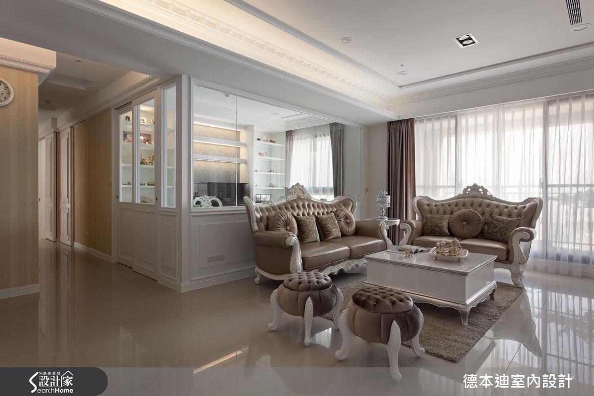 讓屋主三度合作的好設計!養成浪漫靈魂的新古典住宅