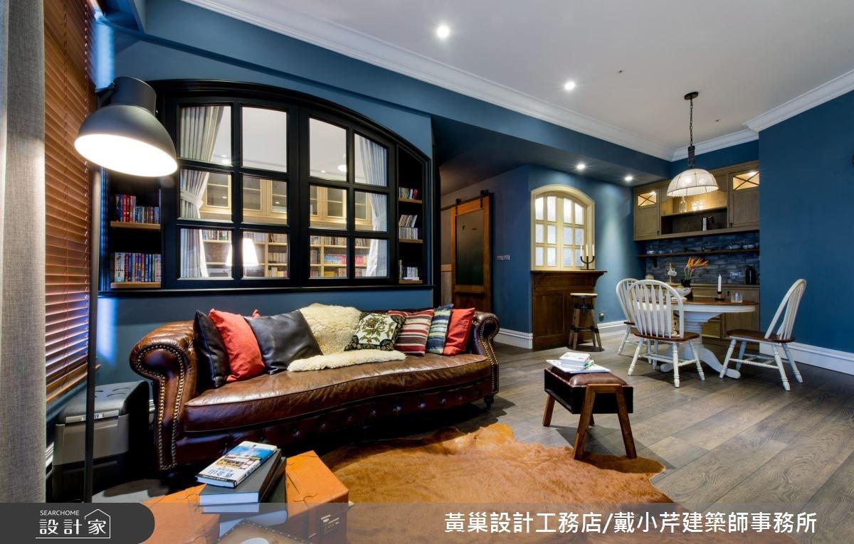 超經典美式風情在我家!西部小酒館裡暢飲都市藍調