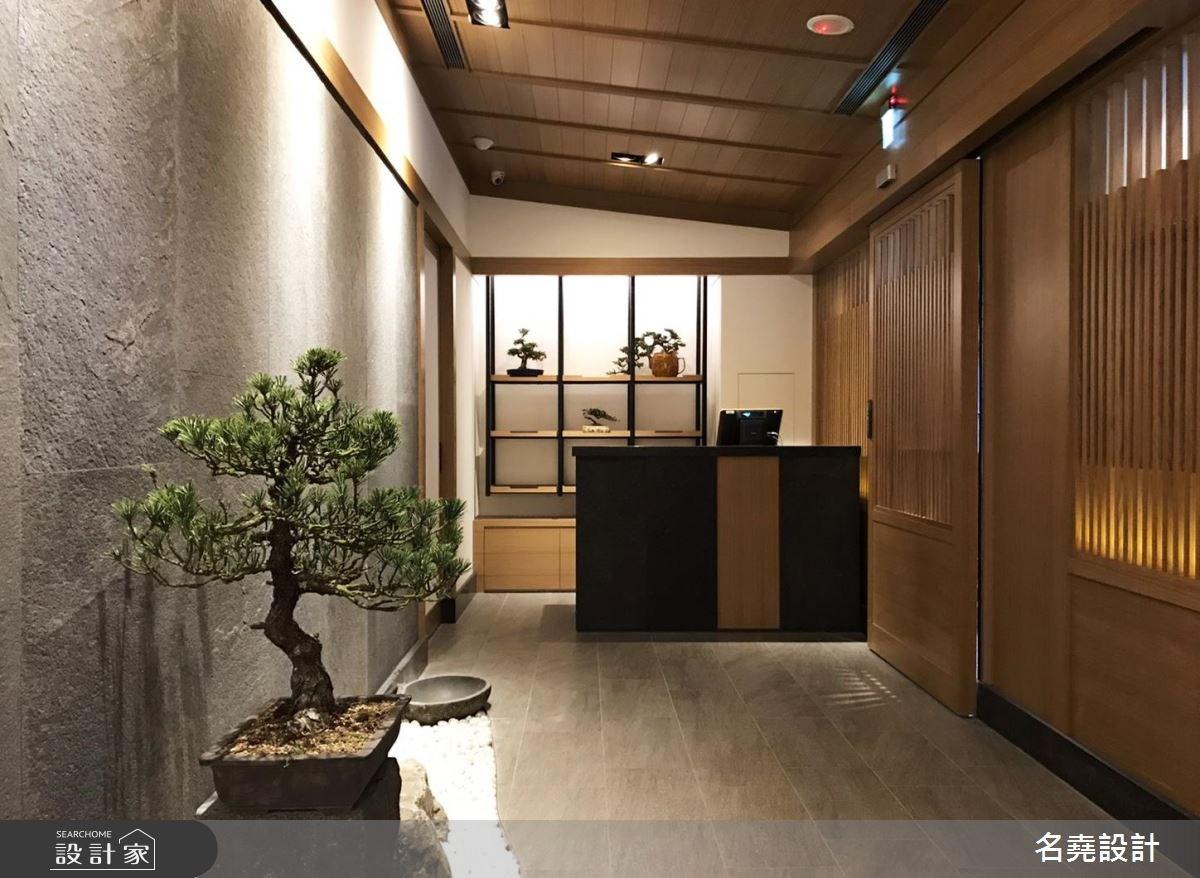 以日系禪風與職人精神 替老屋注入新生命