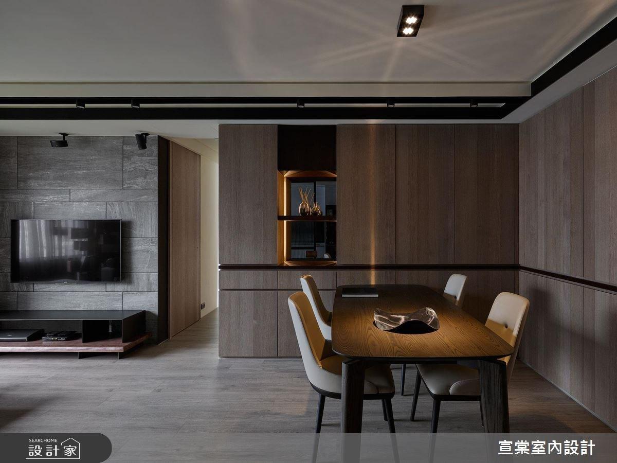 自然溫潤的現代風尚 20坪老屋蛻變嶄新風貌