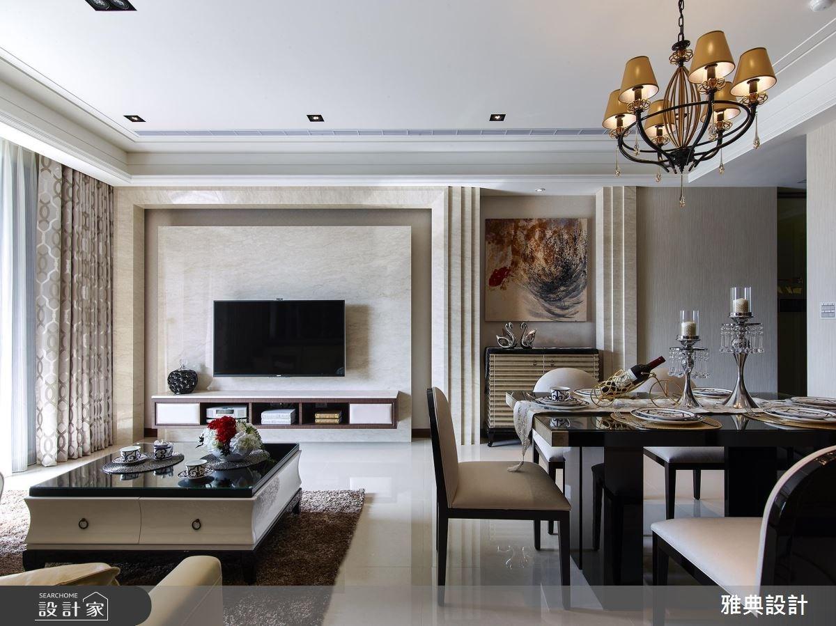 給兒訂製一處精品私宅 美感與機能放大空間尺度