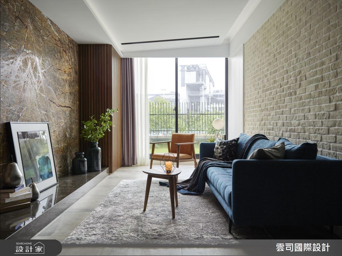 25坪、3 房 2 廳、樓中樓!小空間大宅視野的神奇設計