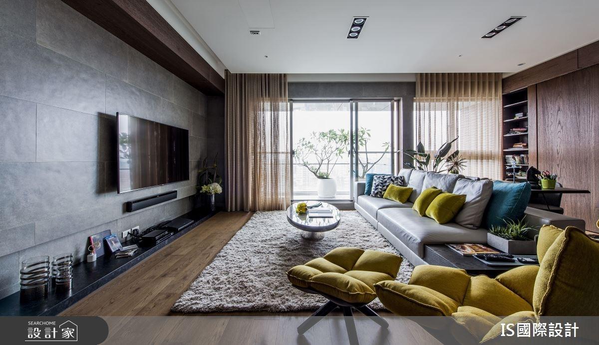 住在充滿自然生命力的家! 揉合藝術與機能的現代風尚宅
