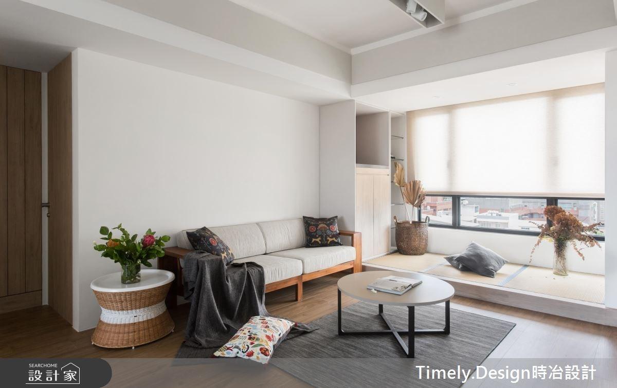 連禮佛都超時尚!讓日式住宅給你全新的退休概念