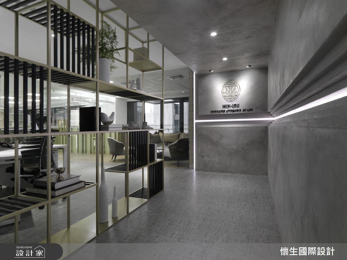 走進商空設計經典佳作!看見顛覆傳統的律師事務所