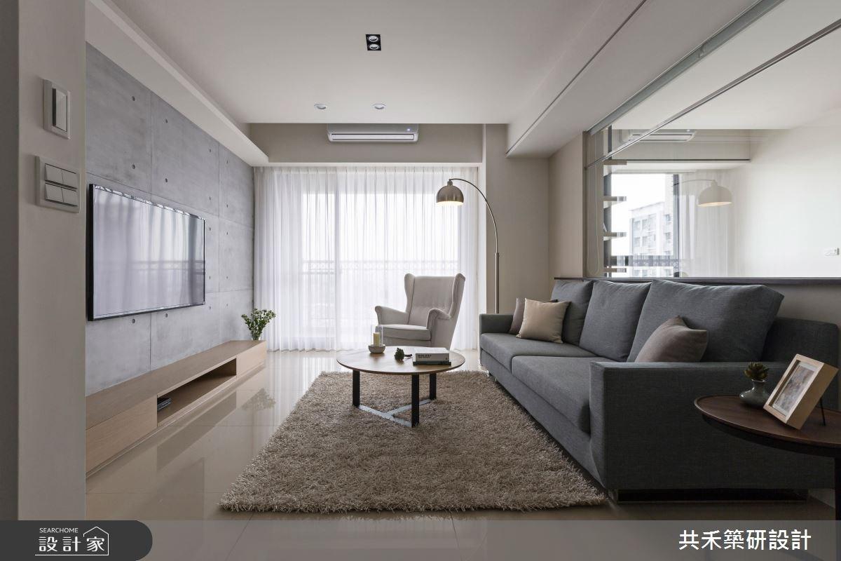 尋回簡單的生活初衷!39 坪現代風居宅最懂你心