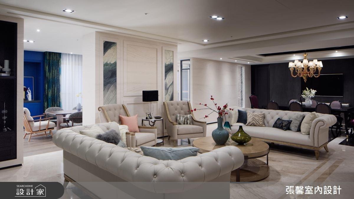 融和藝術X色彩X機能 訂製風格旅店般的精品宅邸