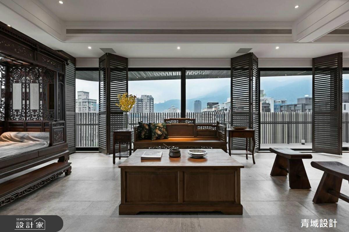 共享中西合璧之美!保證不俗氣的中式現代風大宅