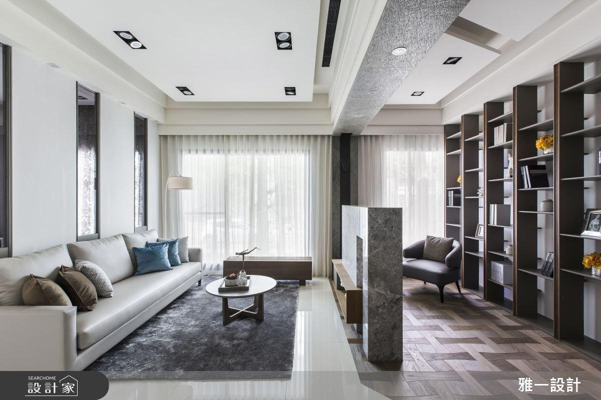 一家 4 口 27 坪怎麼住才寬敞?設計師幫你「繞」出超開闊視野!