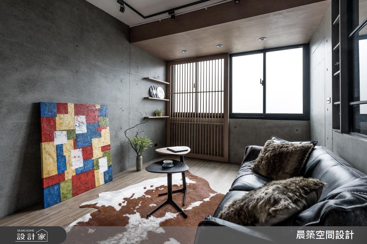 救援40年老公寓!壁癌、漏水全解套,變身美型Loft宅