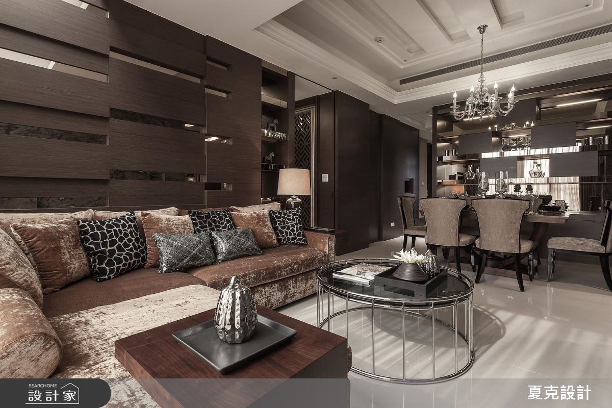全能智慧居家落實!身兼派對場地與招待會所的 90 坪豪邸