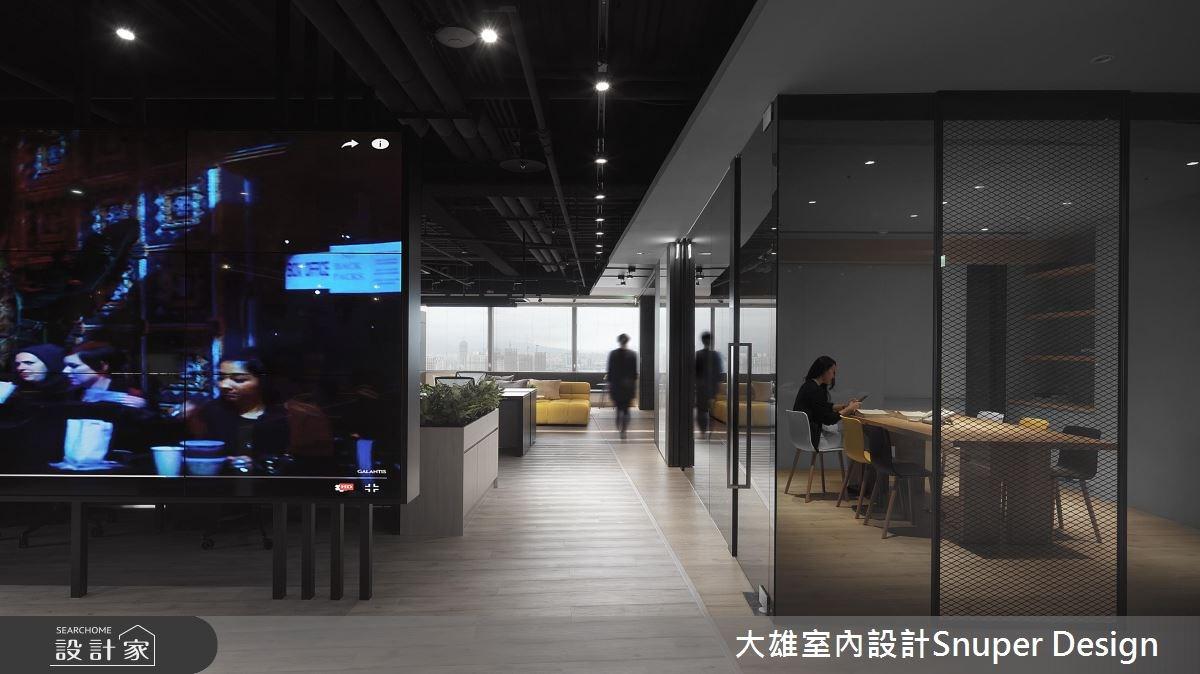與潮流同行的辦公室設計  如家親切的氛圍讓工作效率激升!