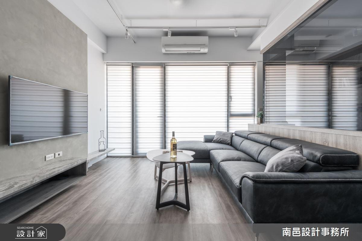 25 坪高 CP 設計!好採光、空間感都有的優質小家