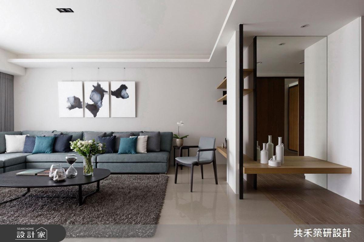 現代宅邸翻轉吧!通透質感展現無拘束的生活風貌