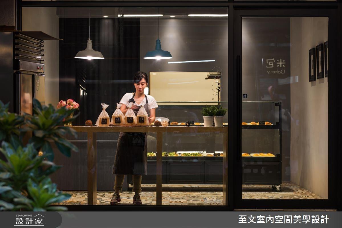 小夫妻的創業起點!結合親情、夢想的 27 坪 Loft 風麵包店