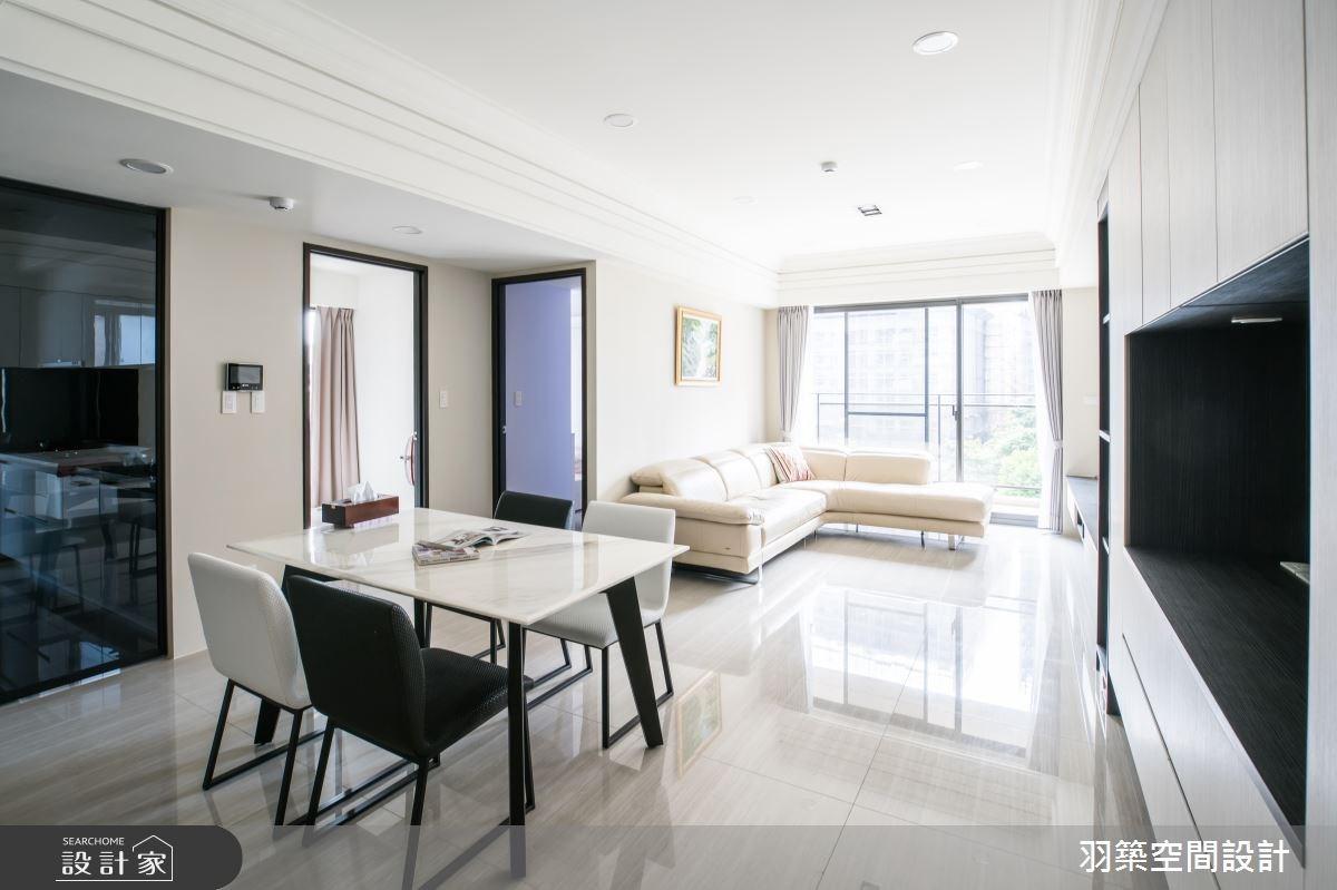 現代風的機能美學!好住、耐看、舒適滿分的住宅樣貌