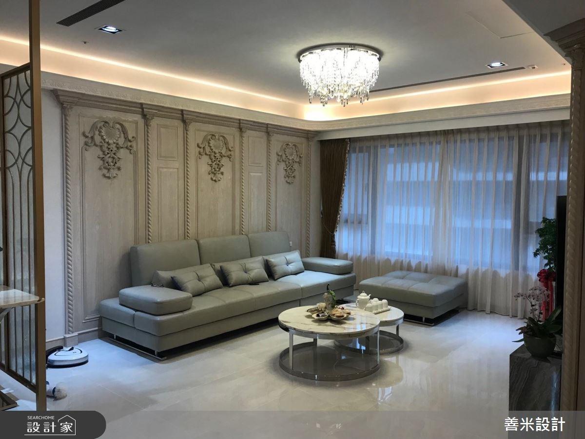歐風古典x時尚現代!多元混搭打造我們的理想住宅
