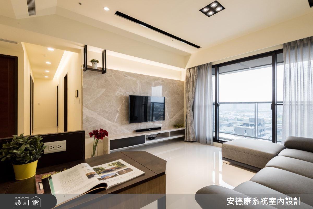 高顏質系統家具來襲!融合美感與機能,實現簡約大器現代宅