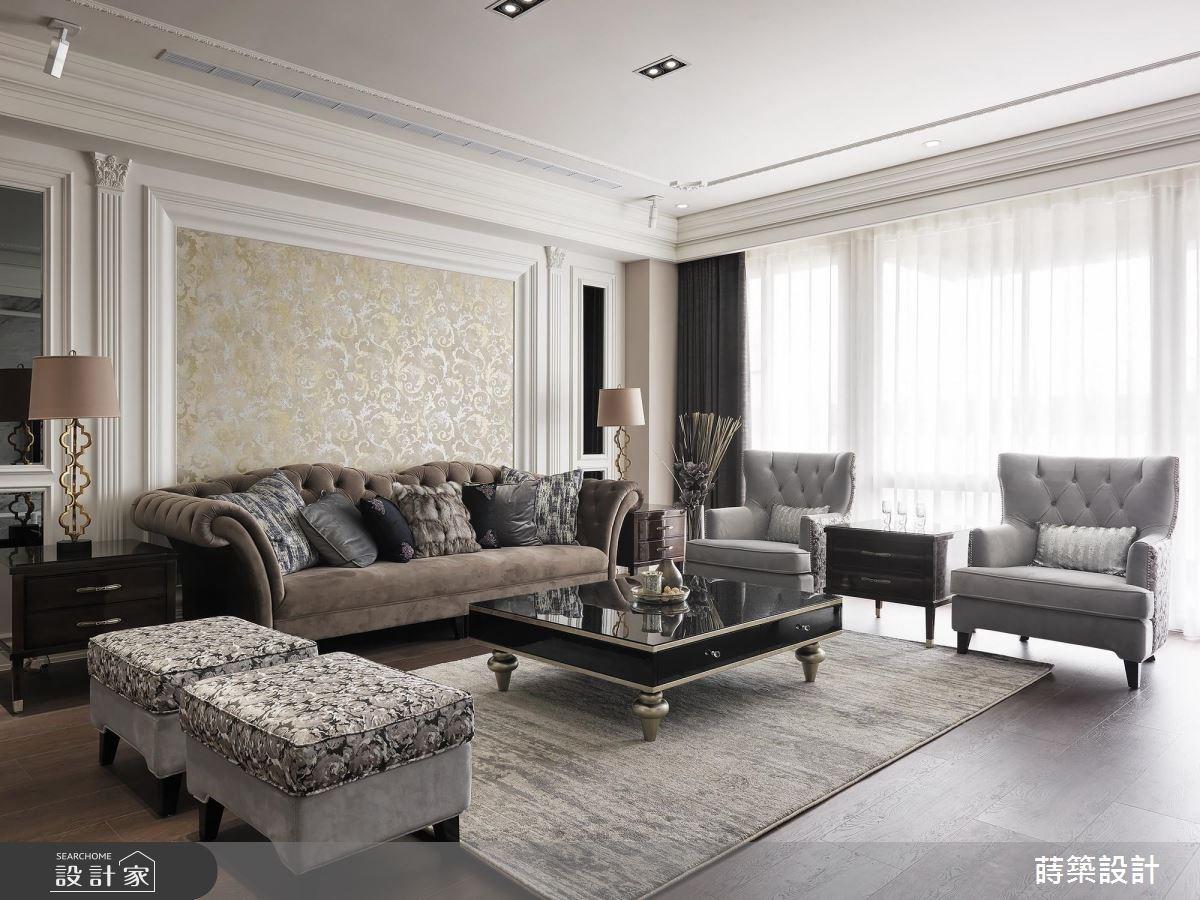 優雅無極限!品味與質感兼具的新古典大宅