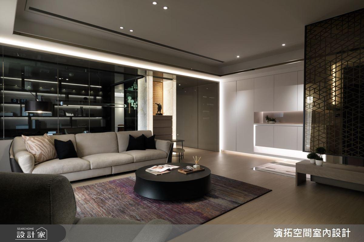掌握細節、梳理動線!媲美五星級飯店的現代風大宅