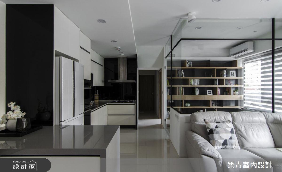 一房兩用、空間感再延伸!不容錯過的現代風好宅
