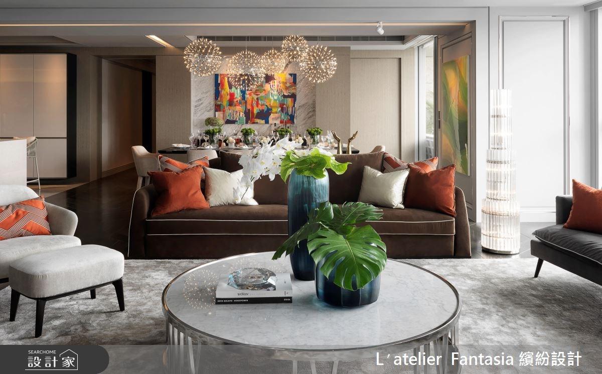 延攬城市美景 揉合新古典氣質與風格旅店的夢幻宅邸