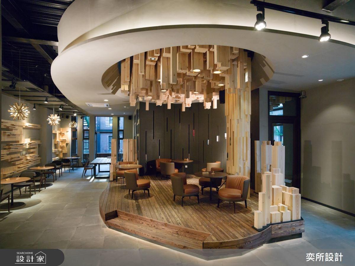 木空間也能低調奢華!中古屋變身時尚潮店