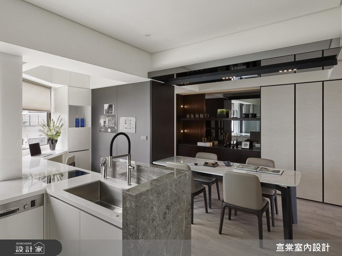 好收納X好格局 一家人都滿意的現代好宅!