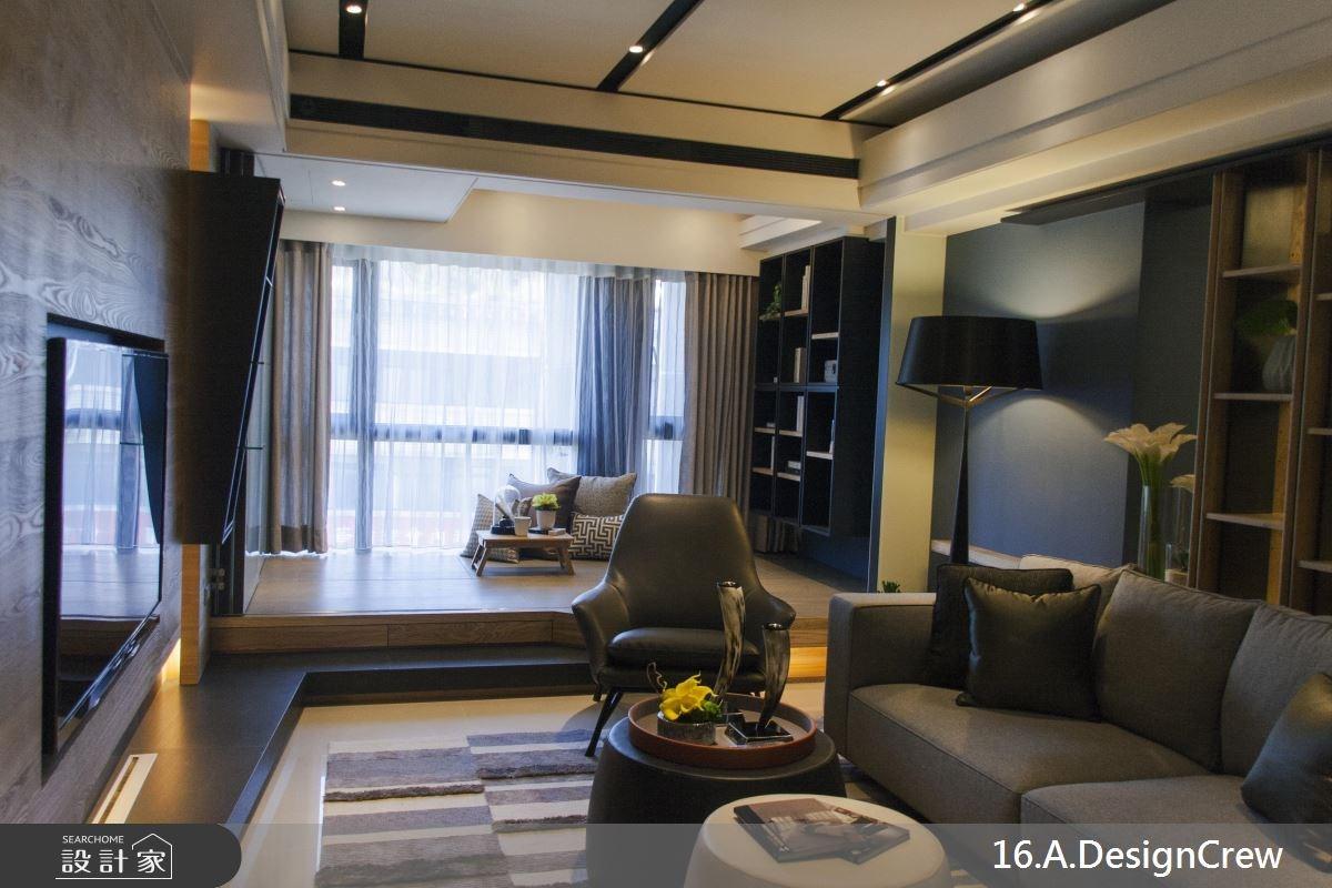 25 坪也有高收納+美客廳!家就是你的品味所在