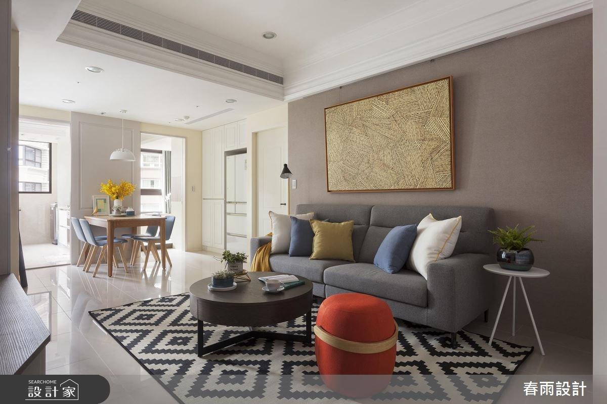 2 用廚房 X 3 用閱覽空間!21 坪休閒小居坐擁百變機能