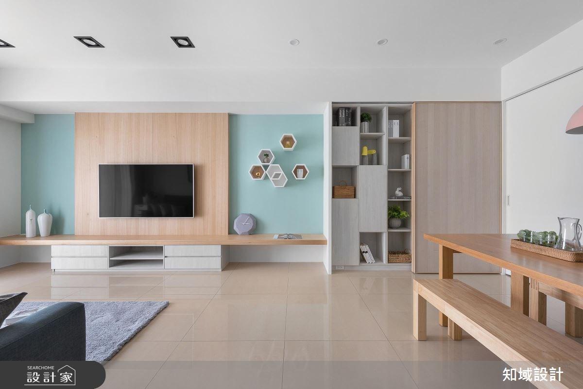 甜心北歐風!打造系統家具 X 綠建材的安心好生活