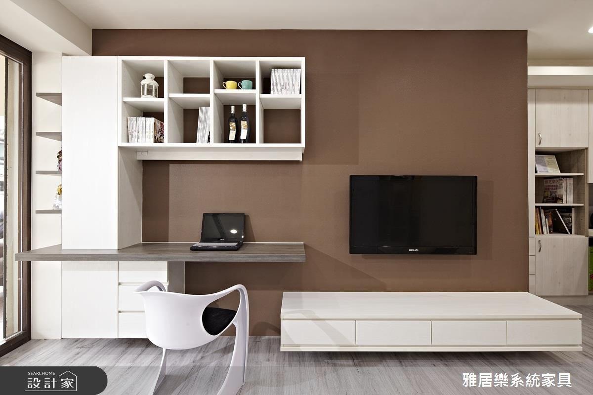 人性化空間設計概念 系統家具替你一圓居家夢