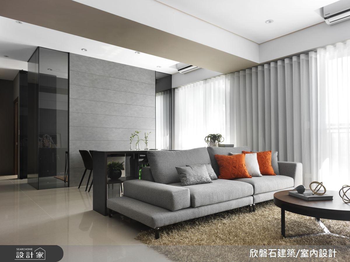 有型有色現代風品味宅!超越屋主期待的好設計