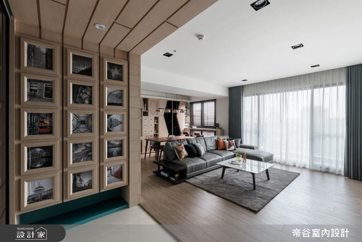 小家庭的陽光構圖!參觀 23 坪北歐宅的攝影日常