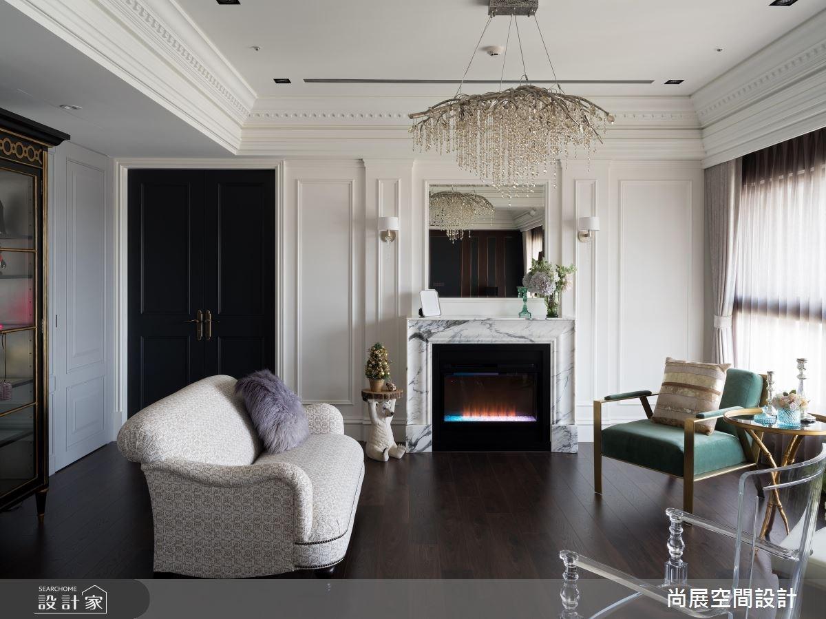 奢華、精緻不俗豔,環遊異國文化的美式風大宅