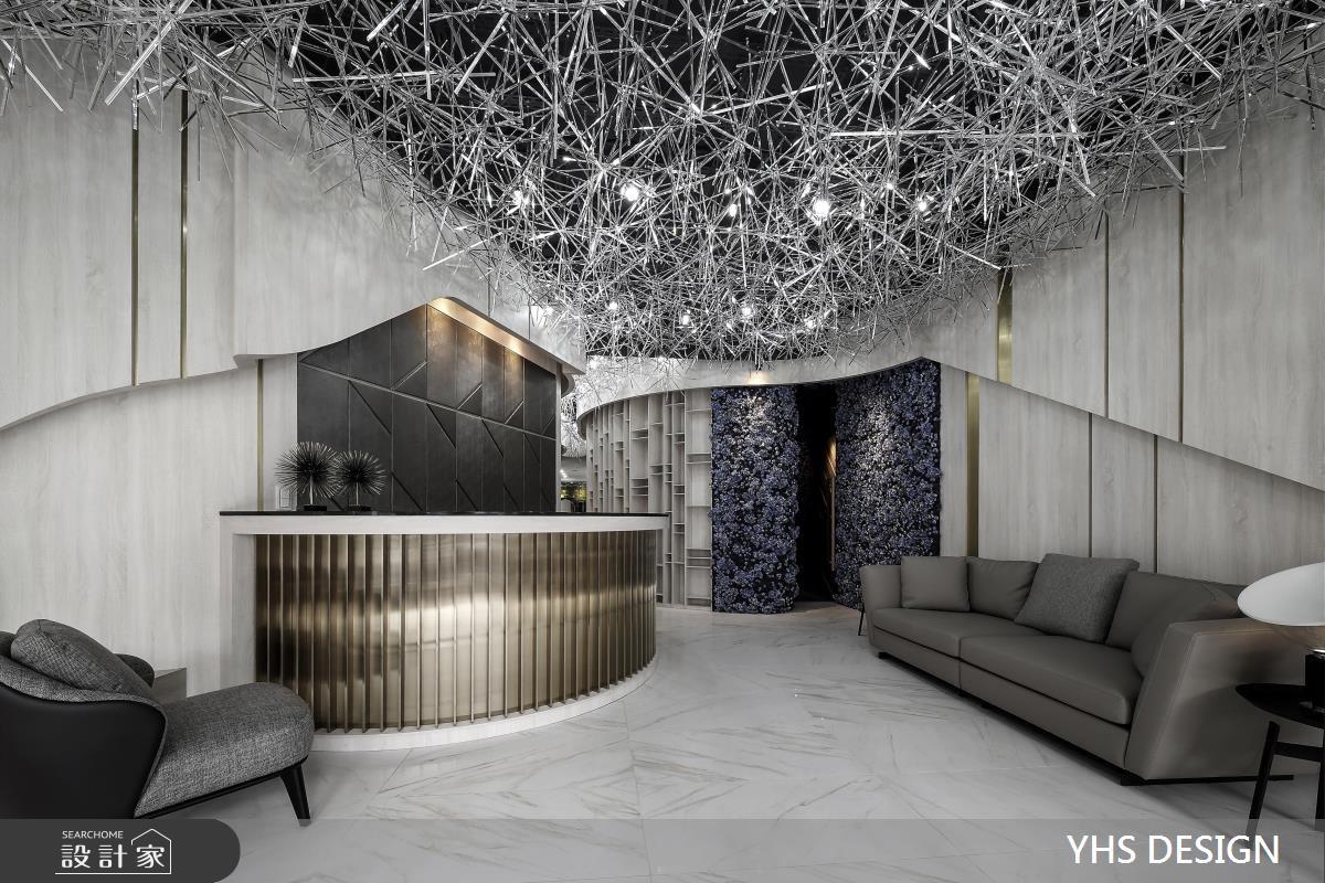 解放三千煩惱絲,現代風髮廊空間的「無形之行」