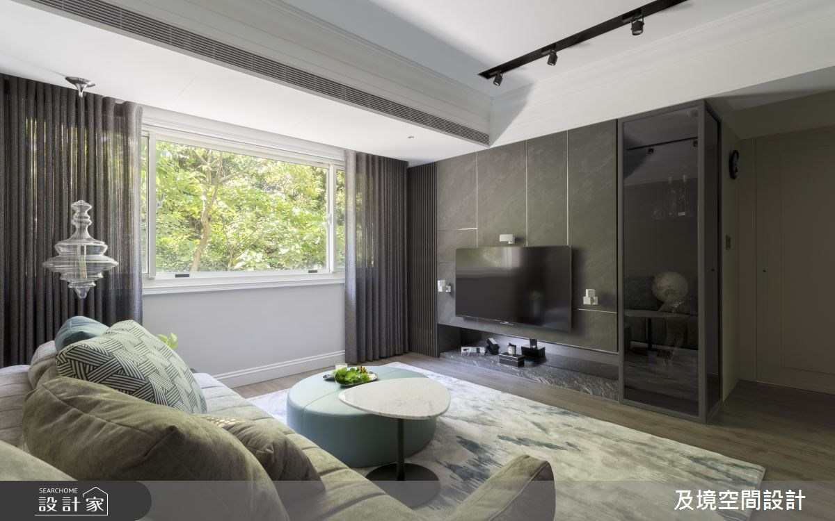 現代風改造老屋  19坪就能給你完美機能好生活