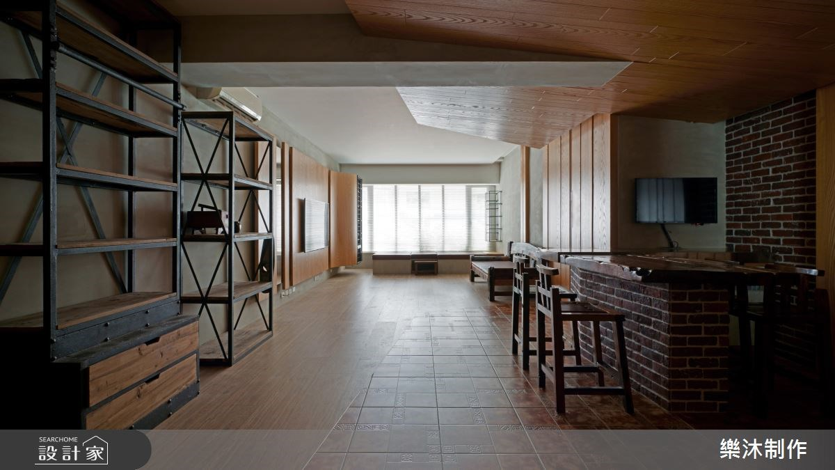 舊家具改造客製中島!延續老屋回憶,啟動嶄新生活