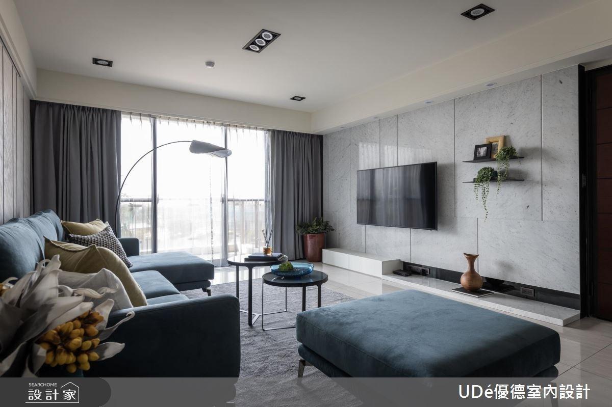 收得乾淨是居家重點!35 坪三房三口住得簡約自然