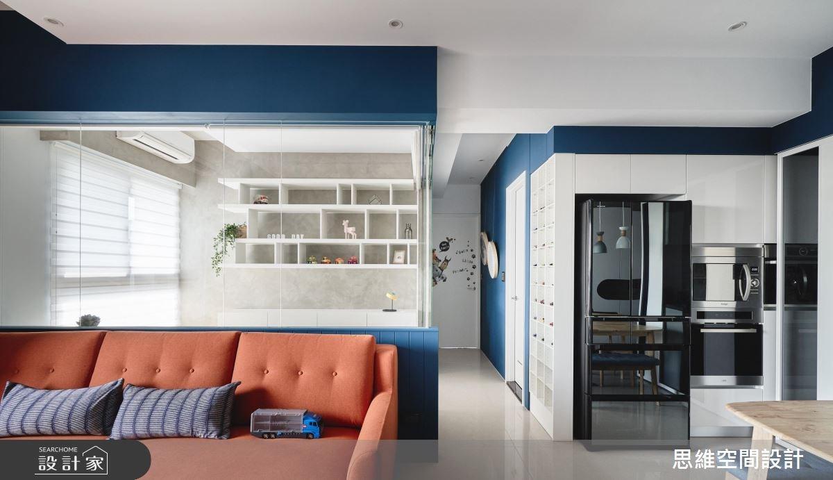 書房變身玻璃許願盒,實現你美好的居家心願