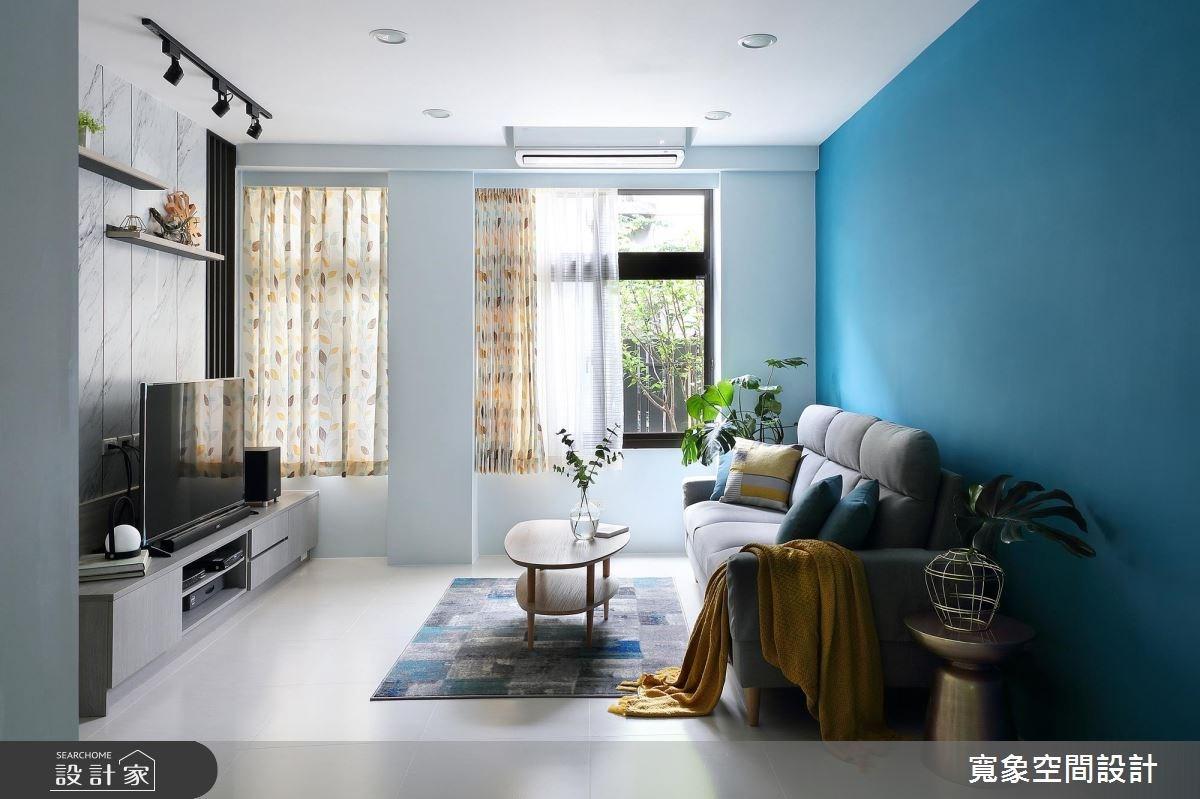 用愛灌溉老房子 享受藍天白雲擁抱的浪漫新婚宅