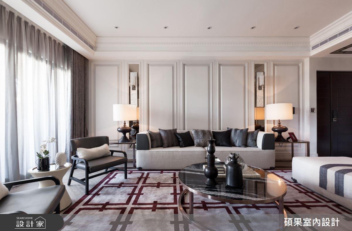 暖調用色注入恬淡溫度 刷亮摩登美式家屋