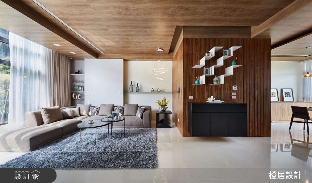 現代 X 北歐 X 簡約風  把最舒適的元素搬進透天別墅!