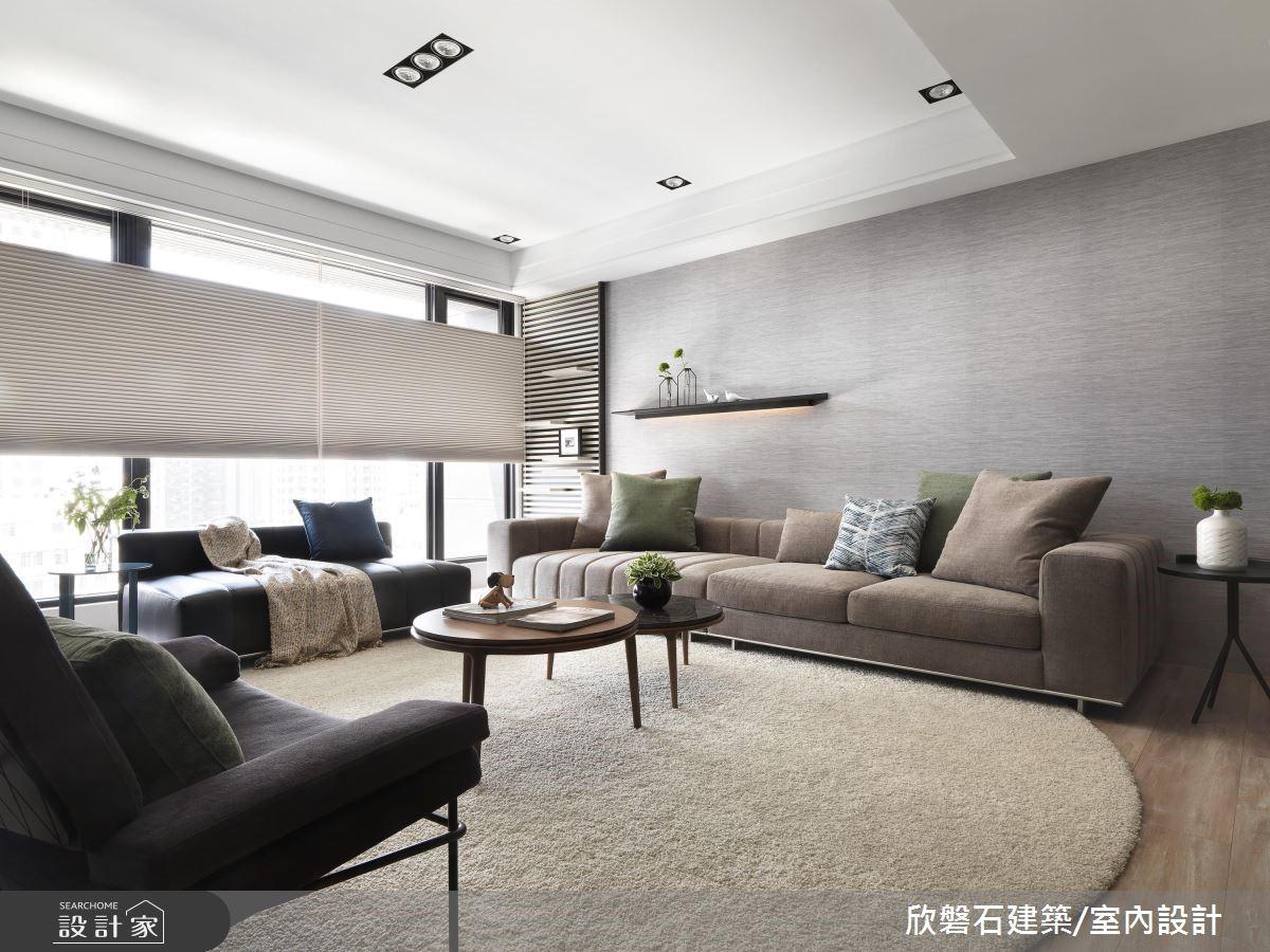 明快簡潔的時尚步調! 通透流動的現代感私宅