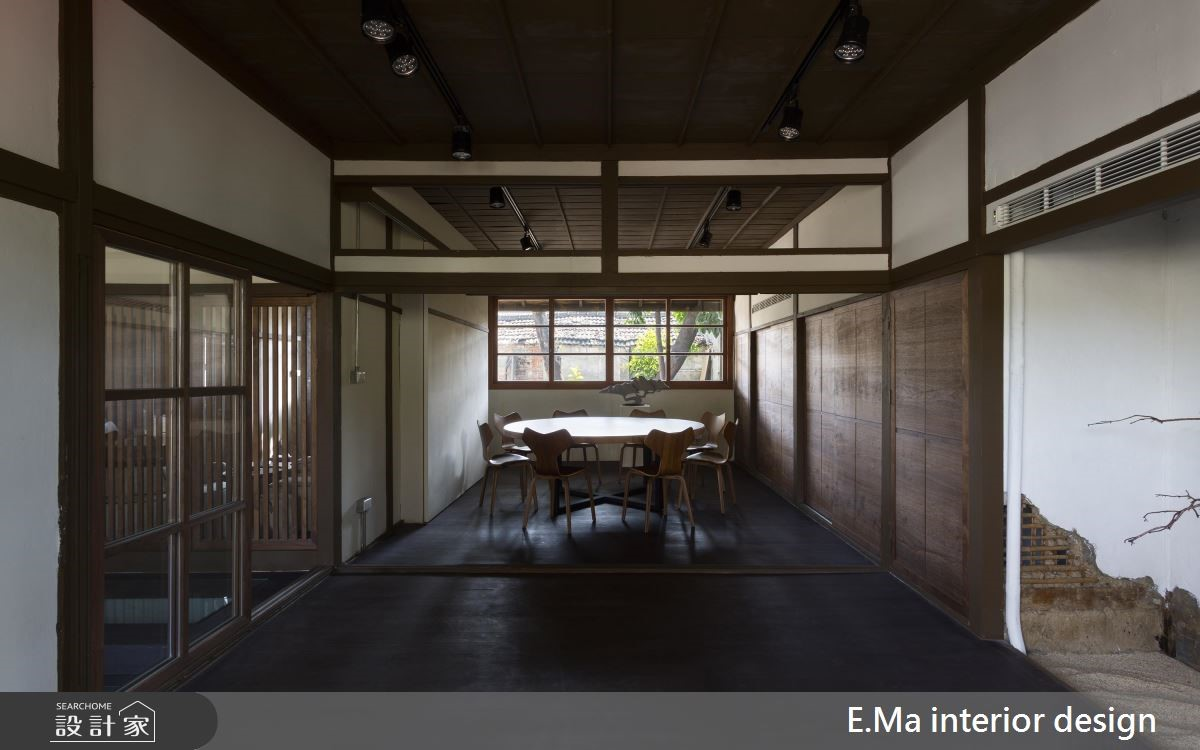 老屋、庭院、綠樹!用日式風訴說光陰的故事